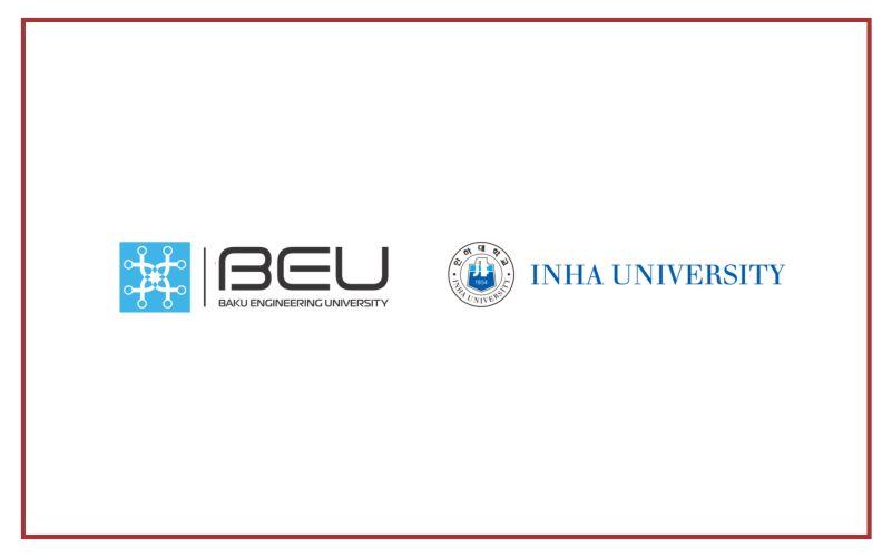 BMU və  Cənubi Koreyanın İnha Universiteti ikili diplom proqramının sənəd qəbuluna  start verir