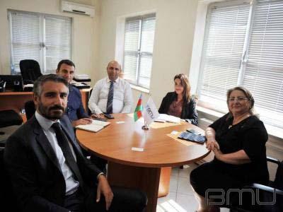 Bakı Mühəndislik Universiteti şirkətlərlə əlaqələrini davam etdirir