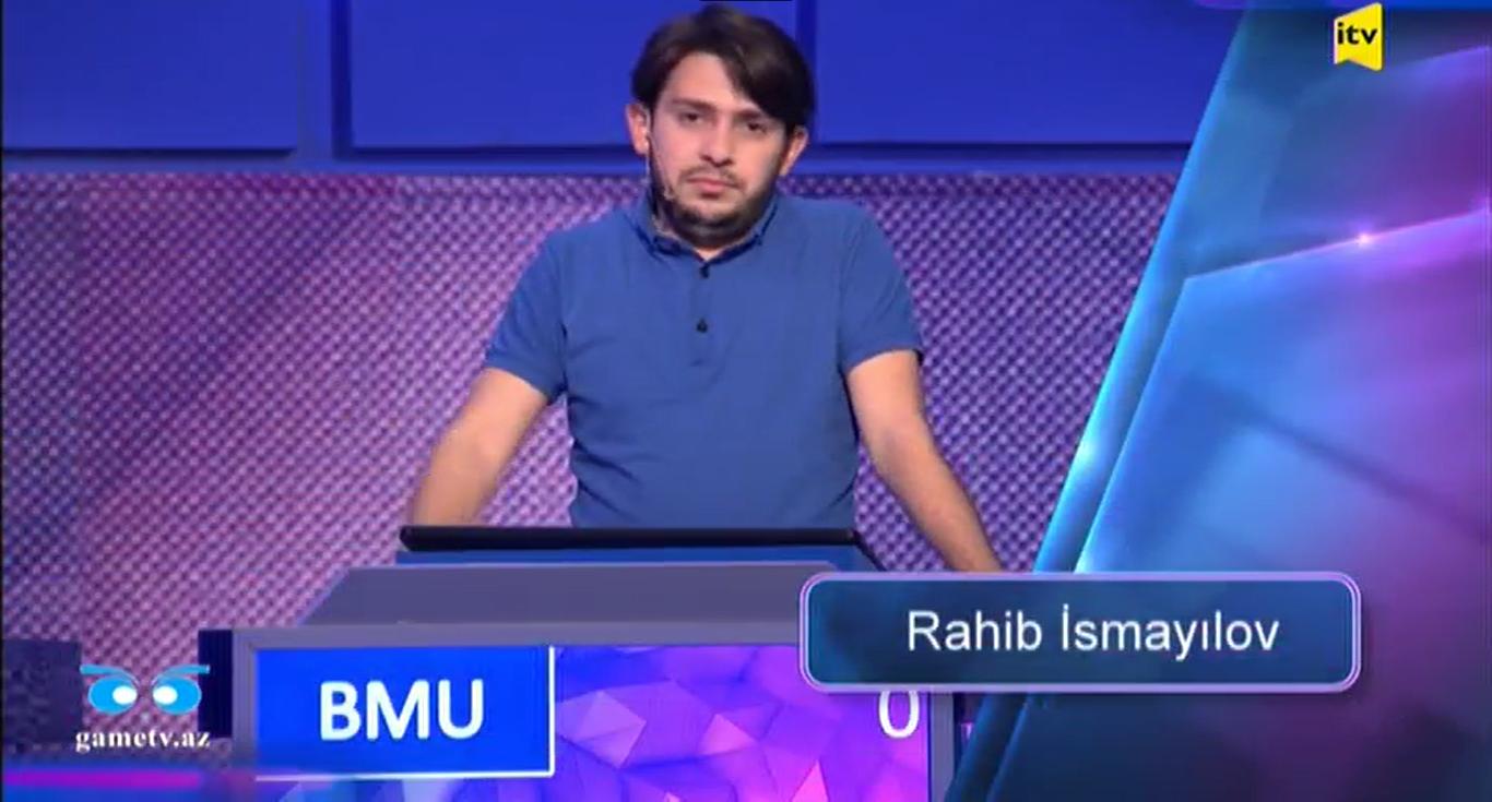 """BMU-nun tələbəsi """"61""""! intellektual oyunu üzrə 2021-ci il çempionatının qalibi olub"""