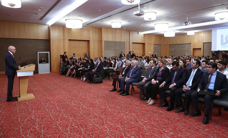 """BMU tələbələri """"BP Azerbaijan""""-ın mentorluq proqramında"""