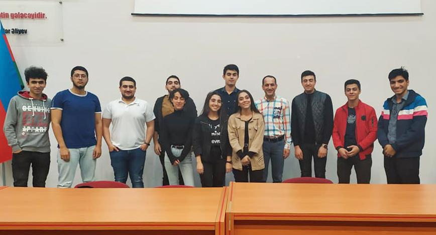 "İlk ""UniTalks"" seminarı"