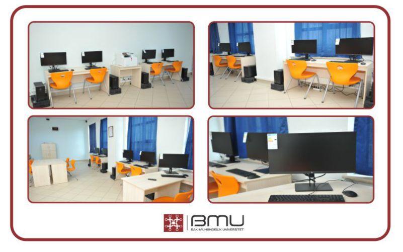 """BMU-da """"Mobil Tətbiqlər və Oyun Dizaynı"""" laboratoriyası istifadəyə verilib"""