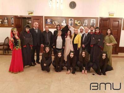 """BMU-nun tələbələri """"Tələbə baharı"""" festivalının qalibidir"""
