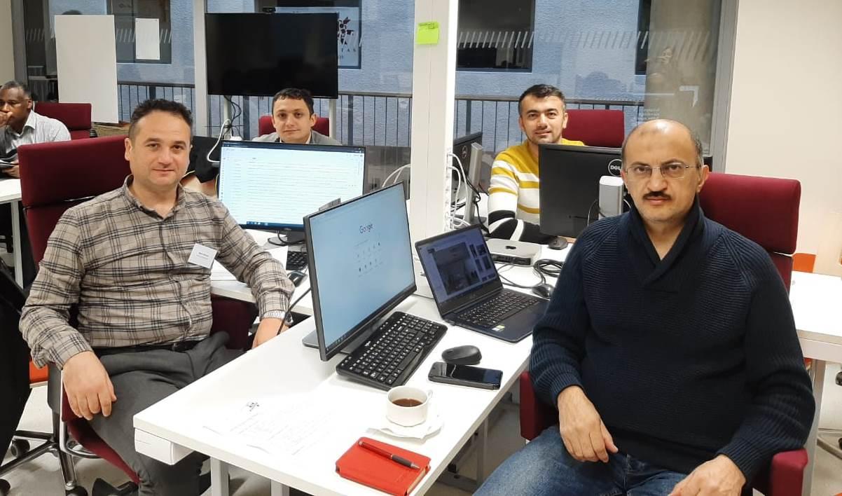 BMU müəllimləri beynəlxalq təlimdə iştirak edib