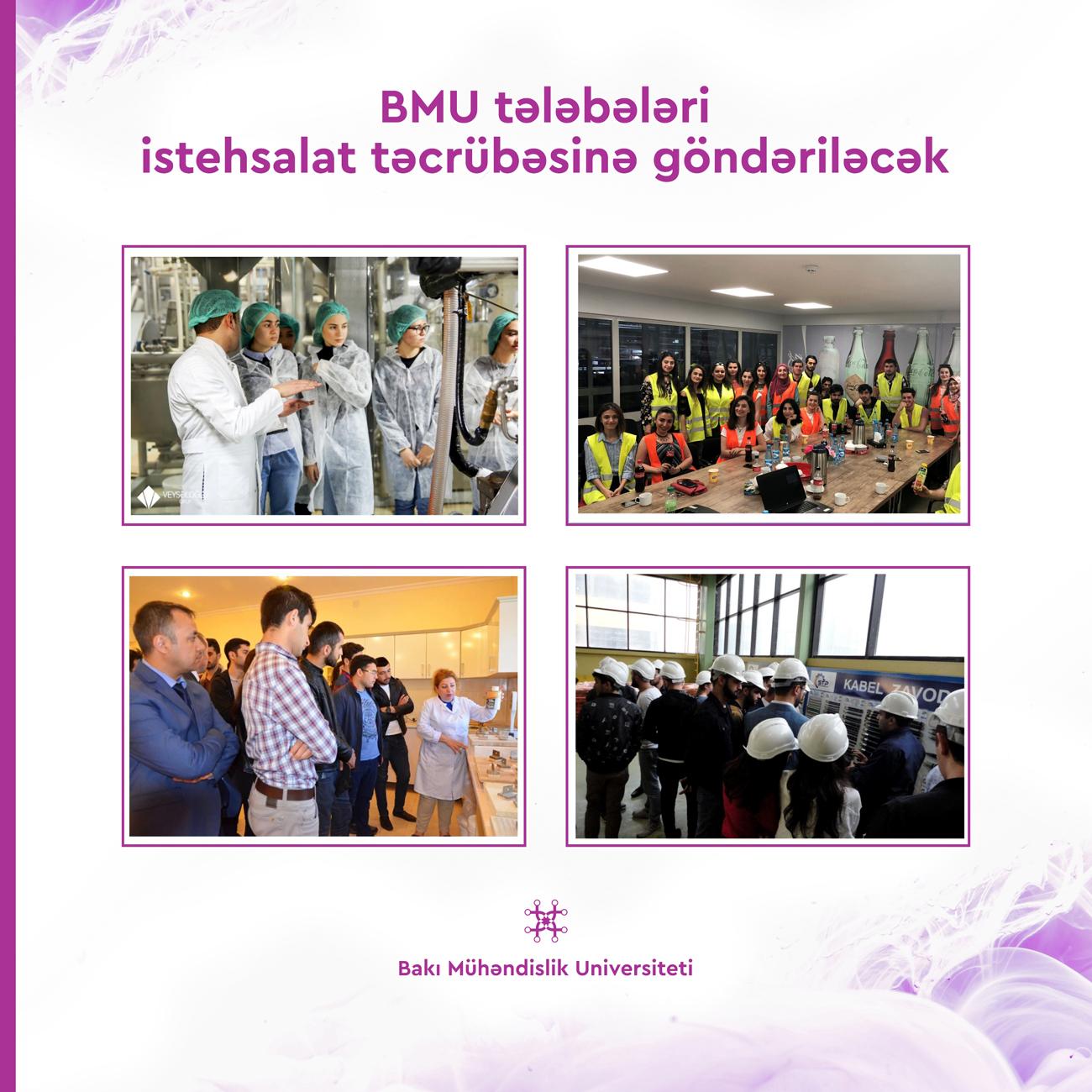 734 BEU students will have internship