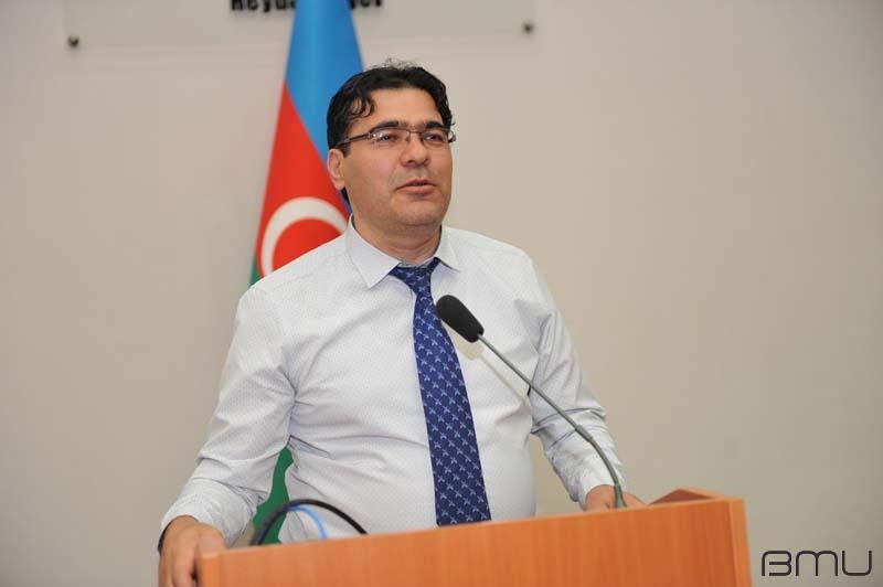 """BMU-da """"Təşəbbüskarlıq"""" seminarı keçirilib"""