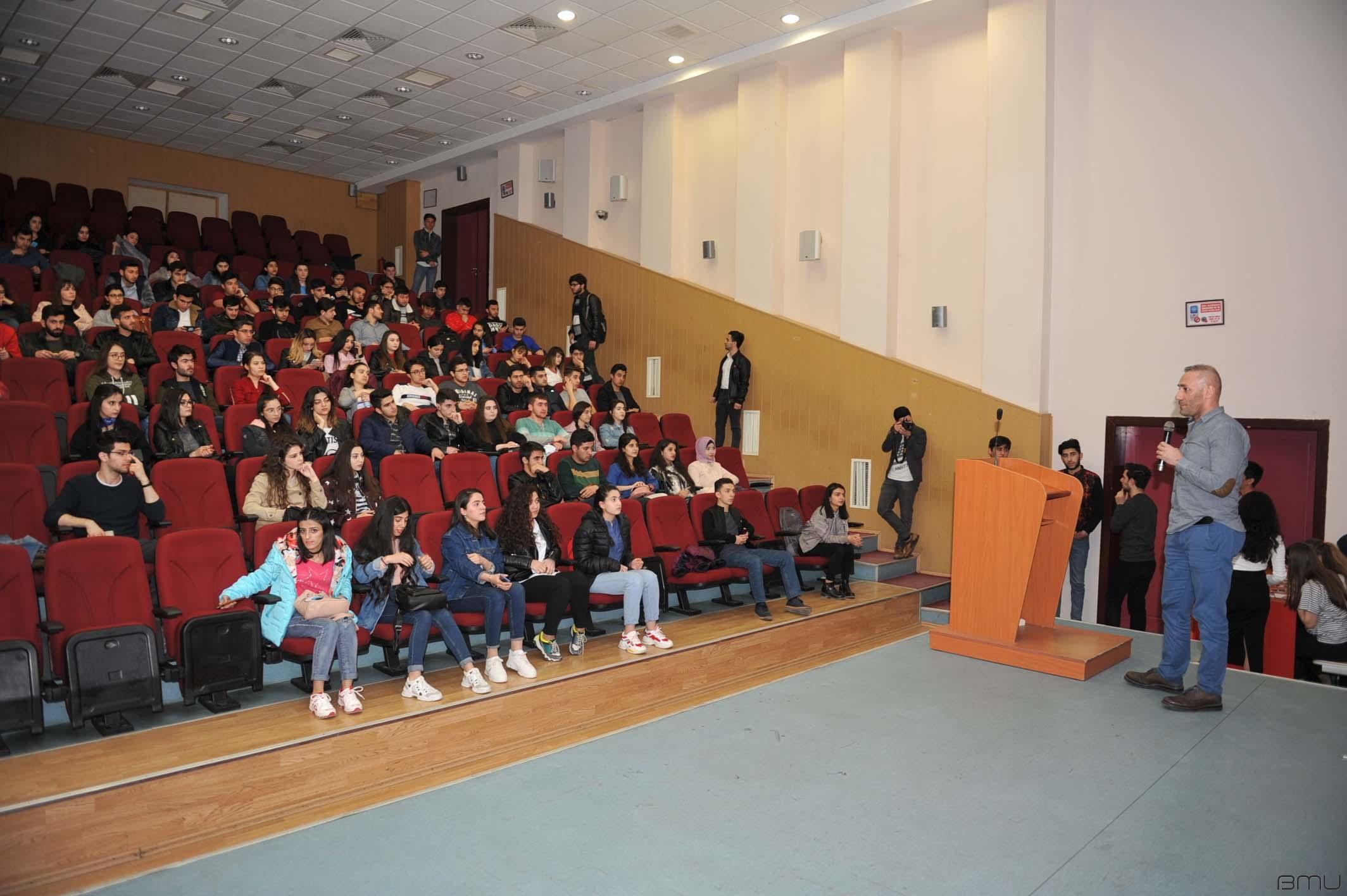 BMU-da seminar keçirilib