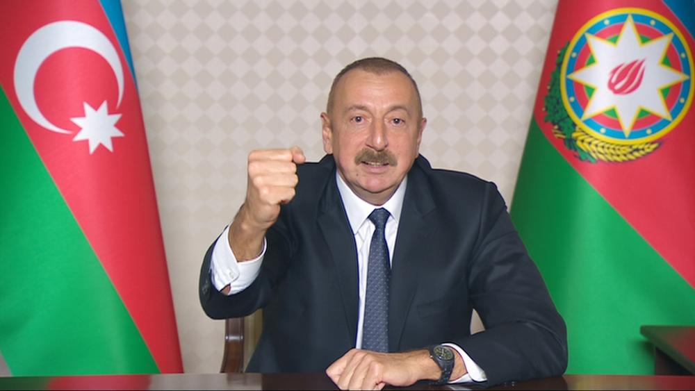 Zəngilan şəhəri və 24 kənd işğaldan azad edilib
