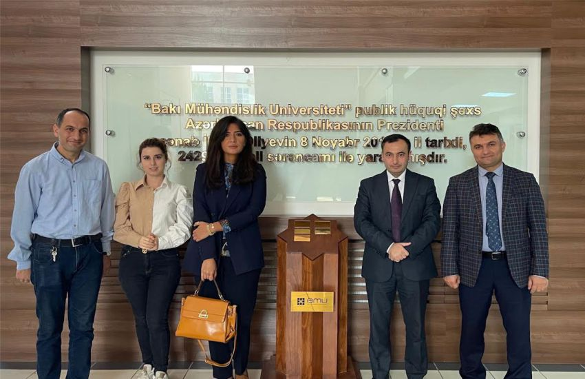 """The next meeting of the """"Skills for the Future"""" project took place at BEU"""