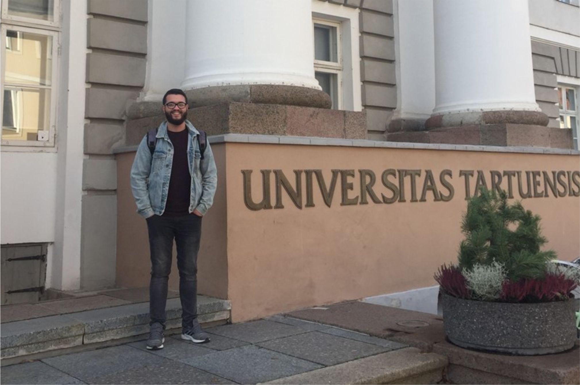 BMU-nun məzunu Tartu Universitetində magistratura təhsili alır
